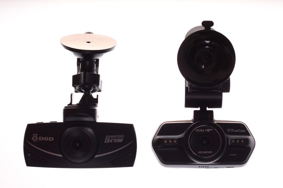 DOD LS470W vs Truecam A7s