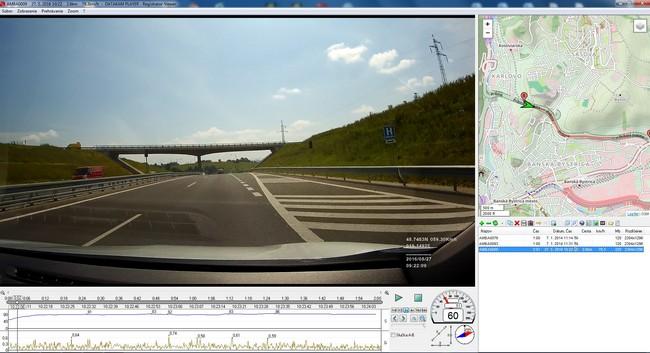 Datakam player Truecam A7s
